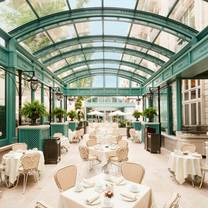 photo of bar vendôme - ritz paris restaurant