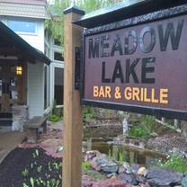 photo of meadow lake bar & grille restaurant
