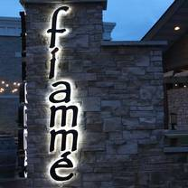 photo of fiamme restaurant