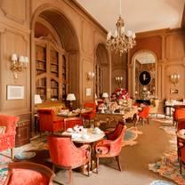 photo of salon proust - ritz paris restaurant