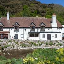 photo of lulworth lodge restaurant