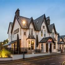 photo of heathmount hotel and restaurant restaurant
