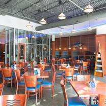 photo of cafe blue - hill country galleria restaurant