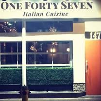 photo of 147 restaurant