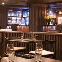 photo of swatch restaurant @ crowne plaza nottingham restaurant