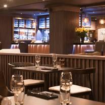 photo of swatch restaurant @ crowne plaza nottingham restaurant