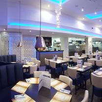 photo of riverside fish and steak house restaurant