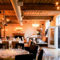 photo of the fifth grill & terrace restaurant