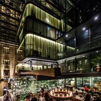 photo of conservatorium brasserie restaurant