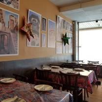 photo of porto falafel restaurant