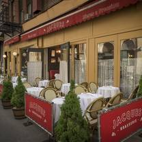 photo of jacques brasserie restaurant