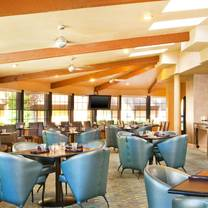 photo of r + r grill at four points tucson airport restaurant