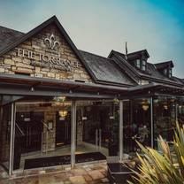 photo of the torrance hotel restaurant