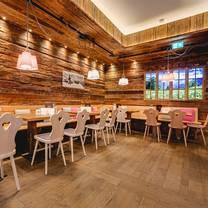 foto von servus colonia alpina restaurant