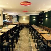foto von edelsatt karolinenviertel restaurant