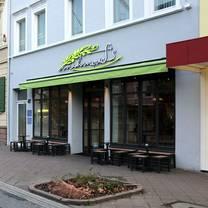 foto von mahmoud's bergheim restaurant