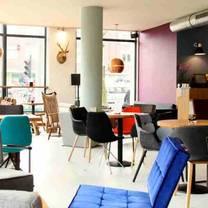 foto van vijfnulvijf restaurant