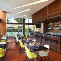 photo of the apron - westin wall centre vancouver airport restaurant