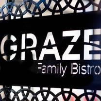 photo of graze family bistro restaurant