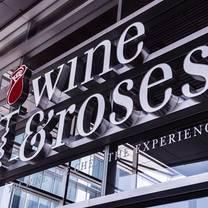 foto de restaurante wine & roses