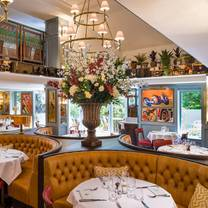 photo of the ivy cobham brasserie restaurant