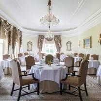 photo of restaurant hywel jones by lucknam park restaurant