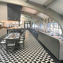 photo of the shore room restaurant