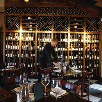 photo of the barrel room restaurant
