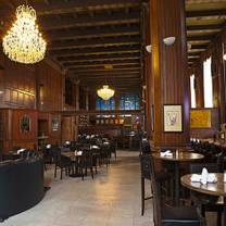 photo of the federal bar restaurant
