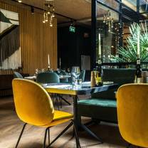 foto van the lobby fizeaustraat restaurant