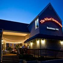 photo of the wharf restaurant