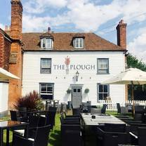 photo of the plough at langley restaurant