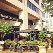 photo of elephant & castle - dc pennsylvania ave. restaurant