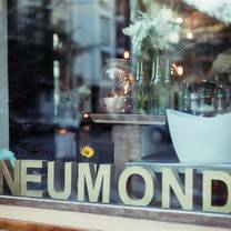 photo of neumond restaurant restaurant