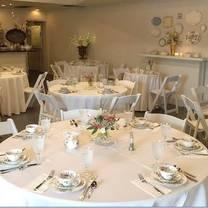 photo of the hidden tea room restaurant