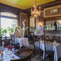 photo of henderson castle restaurant