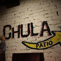 photo of chula taberna mexicana restaurant