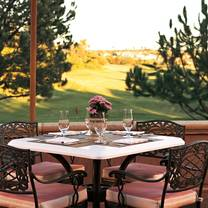 photo of the clubhouse grill and club m | fairmont grand del mar restaurant