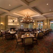 photo of antlers lodge restaurant