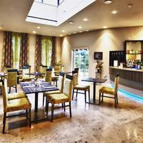 photo of orangery restaurant @ best western plus west retford hotel restaurant
