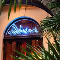 photo of belvedere restaurant