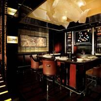 photo of almas caviar bar - the ritz-carlton hong kong restaurant