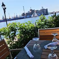 photo of waterfront kitchen restaurant