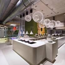 photo of nook - aloft kuala lumpur sentral restaurant