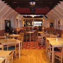 photo of morris's hotel & restaurant restaurant