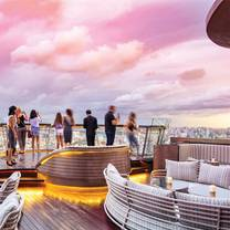 photo of alfresco 64, a chivas bar – tower club at lebua state tower restaurant
