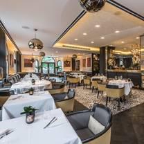 photo of brunello restaurant at the baglioni hotel restaurant