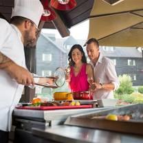 photo of barbecue- fairmont le chateau montebello restaurant