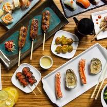foto de restaurante otoro robata grill & sushi - the mirage