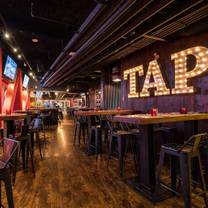 photo of tap & barrel • convention centre restaurant